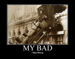 my-bad